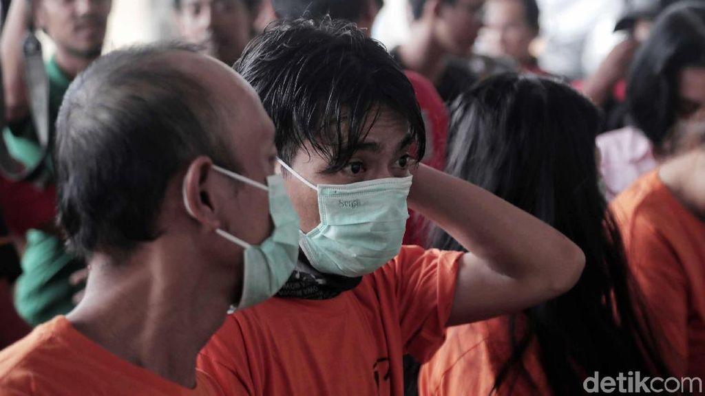 Terjerat Narkoba, Aris Idol Minta Maaf dan Mohon Ampun pada Istri