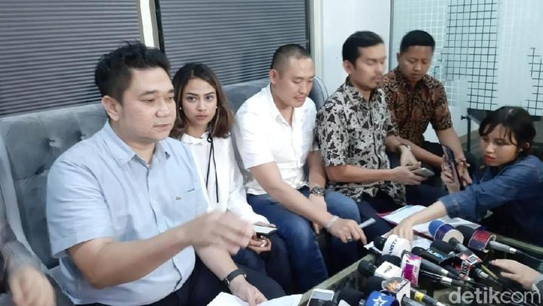 Vanessa Angel Jadi Tersangka, Aris Idol Ditangkap karena Narkoba Foto: Febri/detikHOT