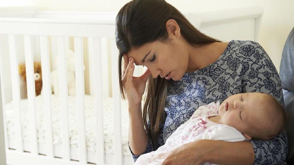 Harus Tahu! Ini Tanda Khas Saat Ibu Baru Sedang Terserang Baby Blues