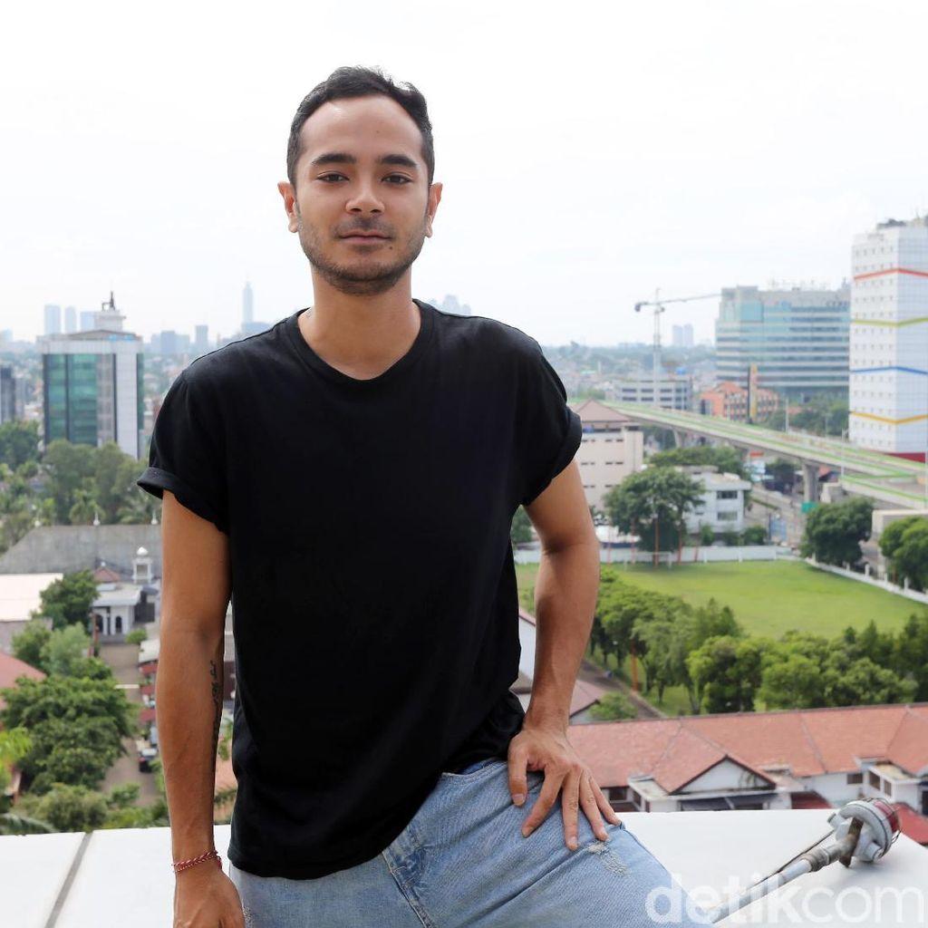 Marthino Lio Jatuh Cinta pada Akting Setelah Musik