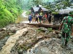 Hujan Deras Akibatkan Tanah Longsor di Beberapa Desa Jepara