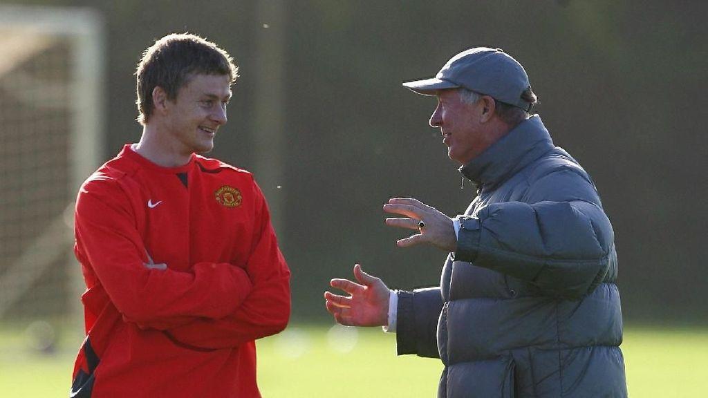 Solskjaer Menang Terus, karena Sir Alex Ferguson Ikut Pilih Line Up?