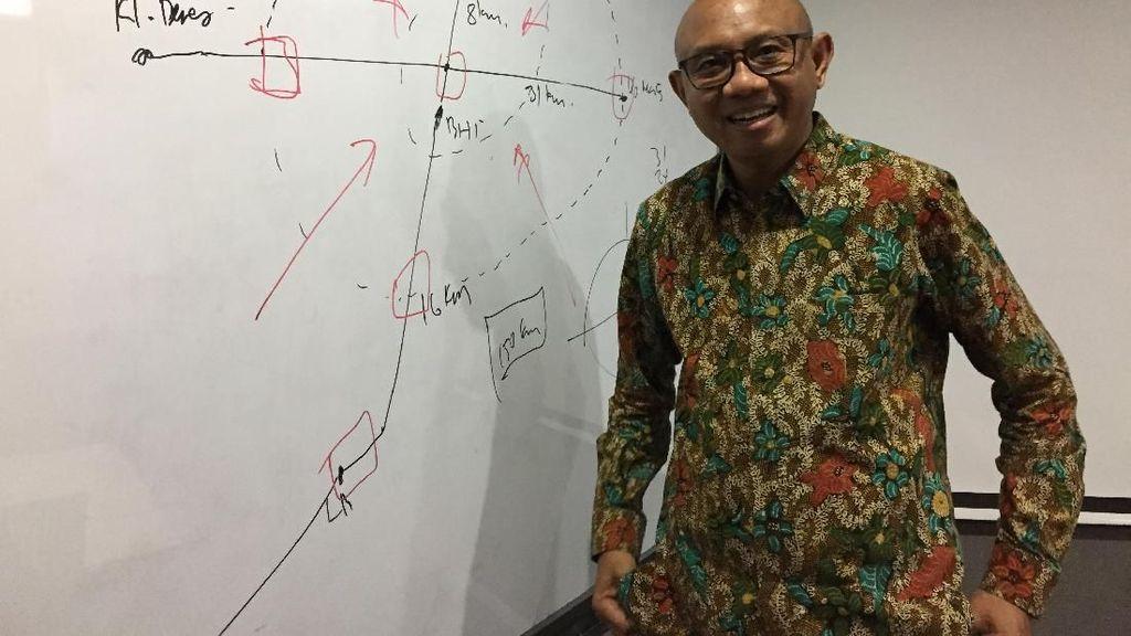 MRT Jakarta Menuju Operasi dan Menanti Fase II