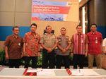 Pertamina Pasok BBM dan Pelumas di Lingkungan Polda Banten