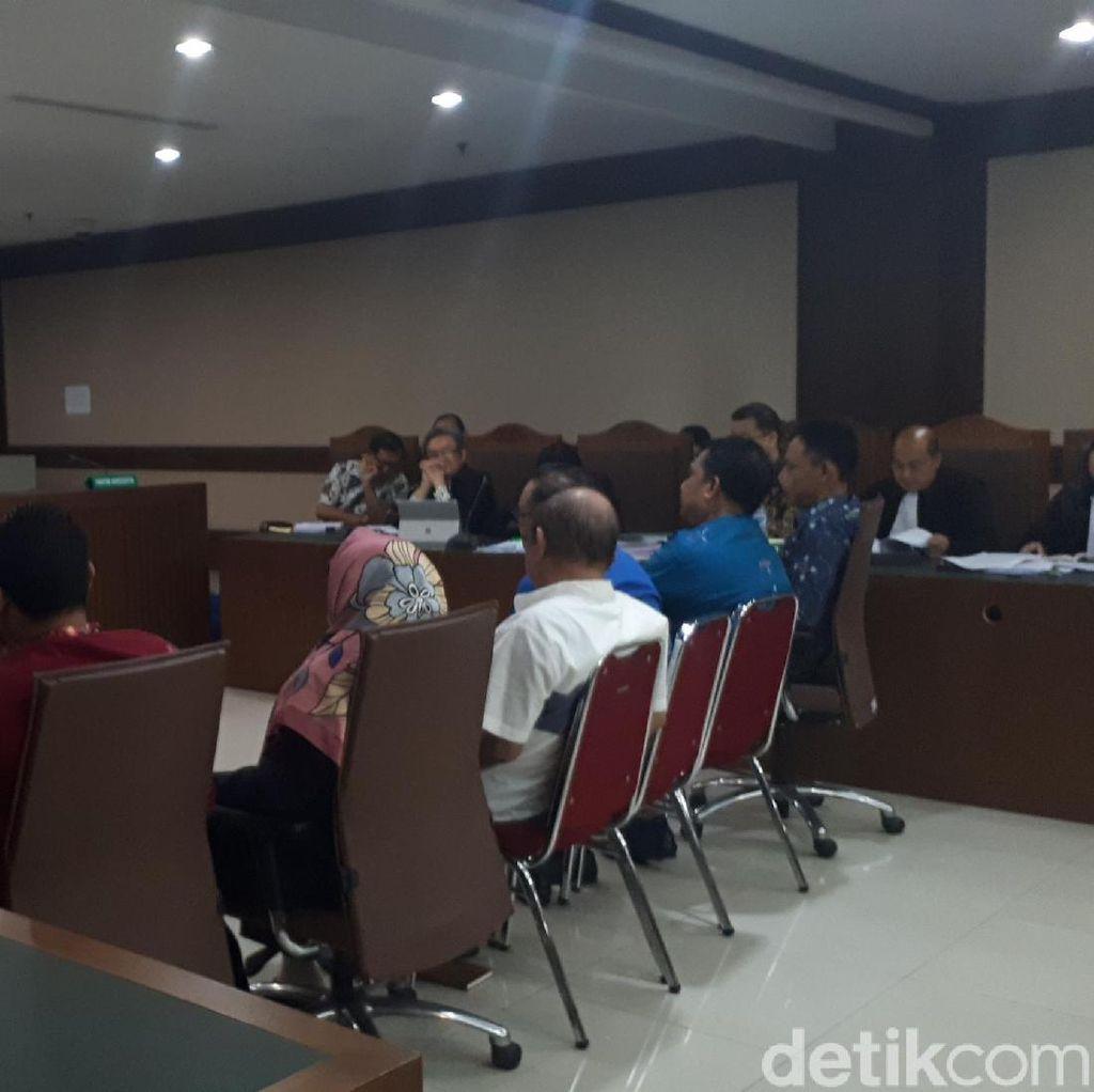 Anggota DPRD Kalteng Akui Marah Jika Difitnah Tersangka Lain di Kasus Suap