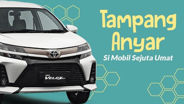 Toyota Avanza Foto: Andhika Akbarayansyah