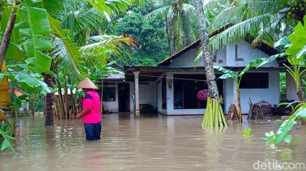 Melihat Lagi Lokasi-lokasi yang Terendam Banjir di Kebumen Kemarin