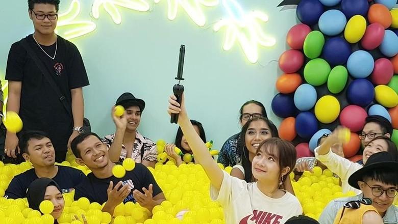 Selfie Museum di Kuala Lumpur, Malaysia (Selfie Museum/Facebook)