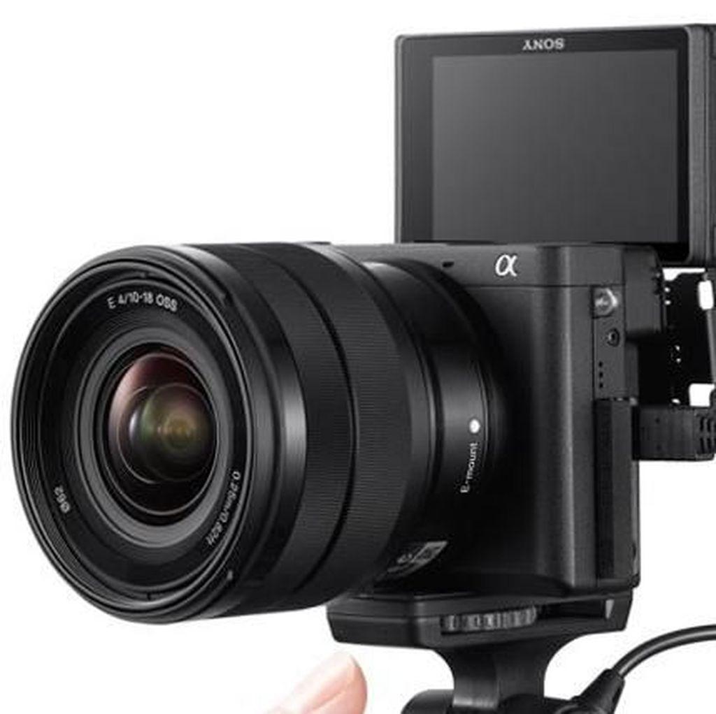 Sony Rilis Kamera Anyar untuk Vlogger