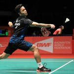 Start Mulus Anthony di Indonesia Masters