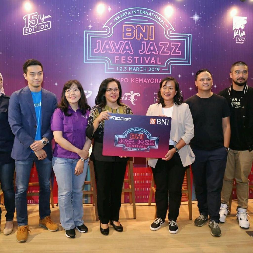 Java Jazz 2019 Boyong Broadway ke Kemayoran