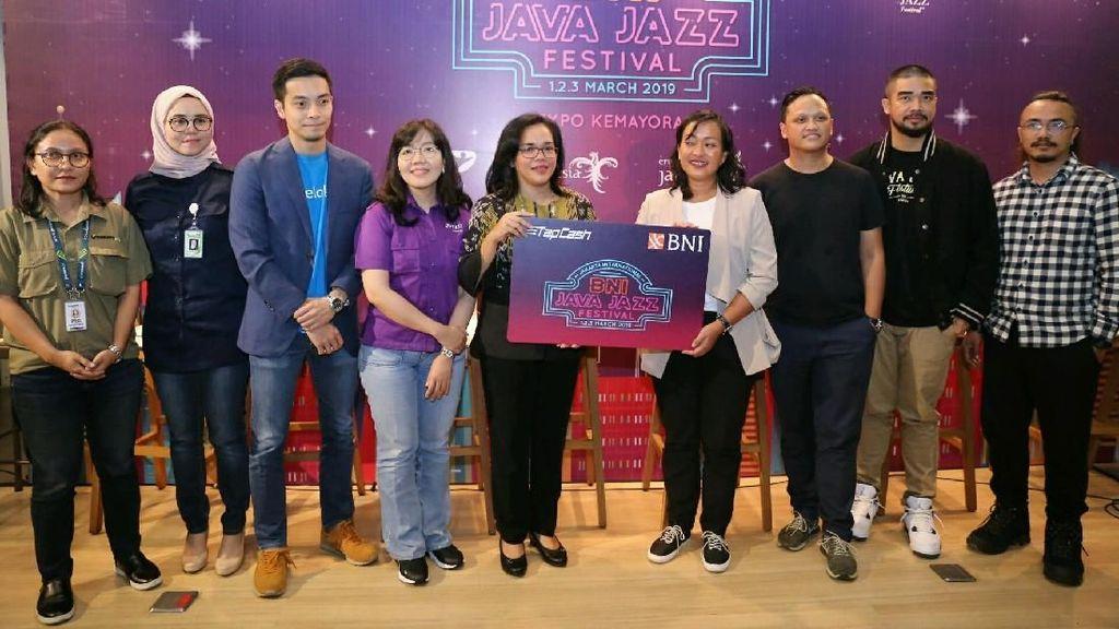 Regenerasi Jadi Misi Java Jazz Festival 2019