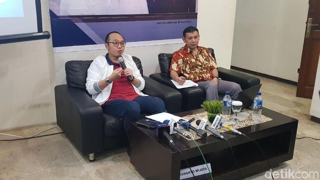 Charta Politika: 8 Parpol Lolos ke DPR, PSI-Hanura Belum Aman