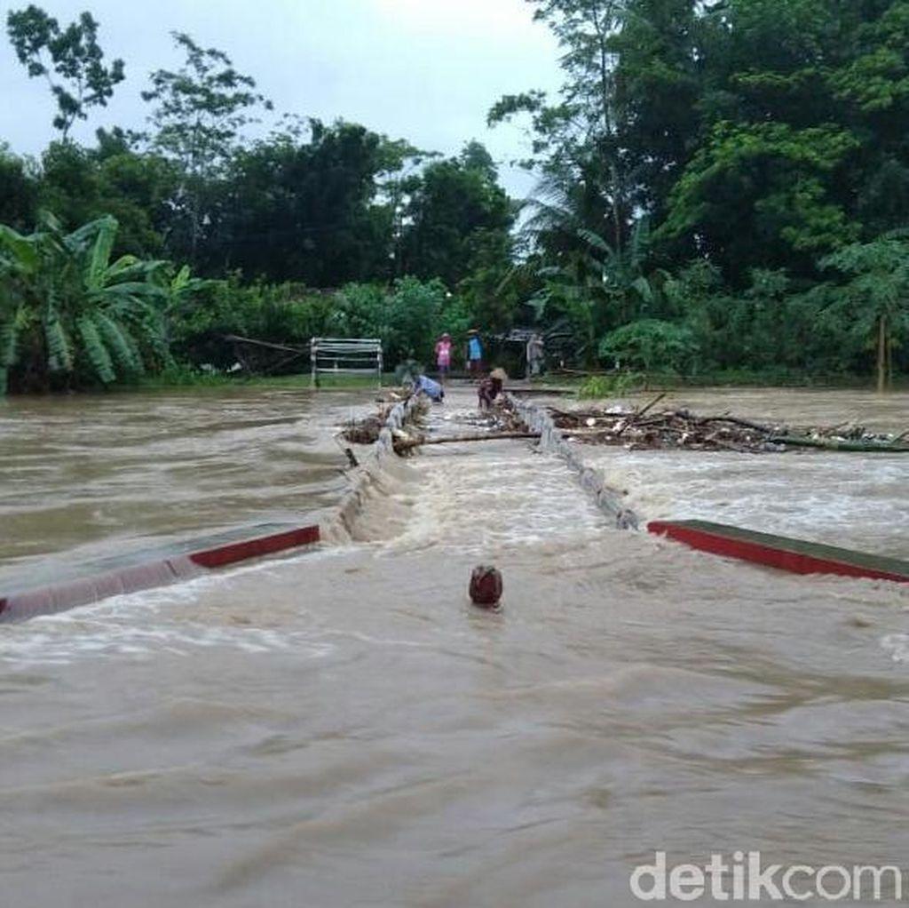 Banjir dan Longsor di Kebumen Semakin Meluas