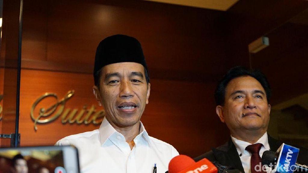 Bebaskan Abu Bakar Ba'asyir, Jokowi: Pertimbangannya Kemanusiaan