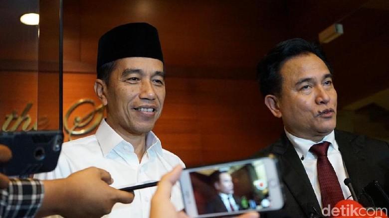 PBB Resmi Dukung Jokowi-Maruf Amin di Pilpres 2019