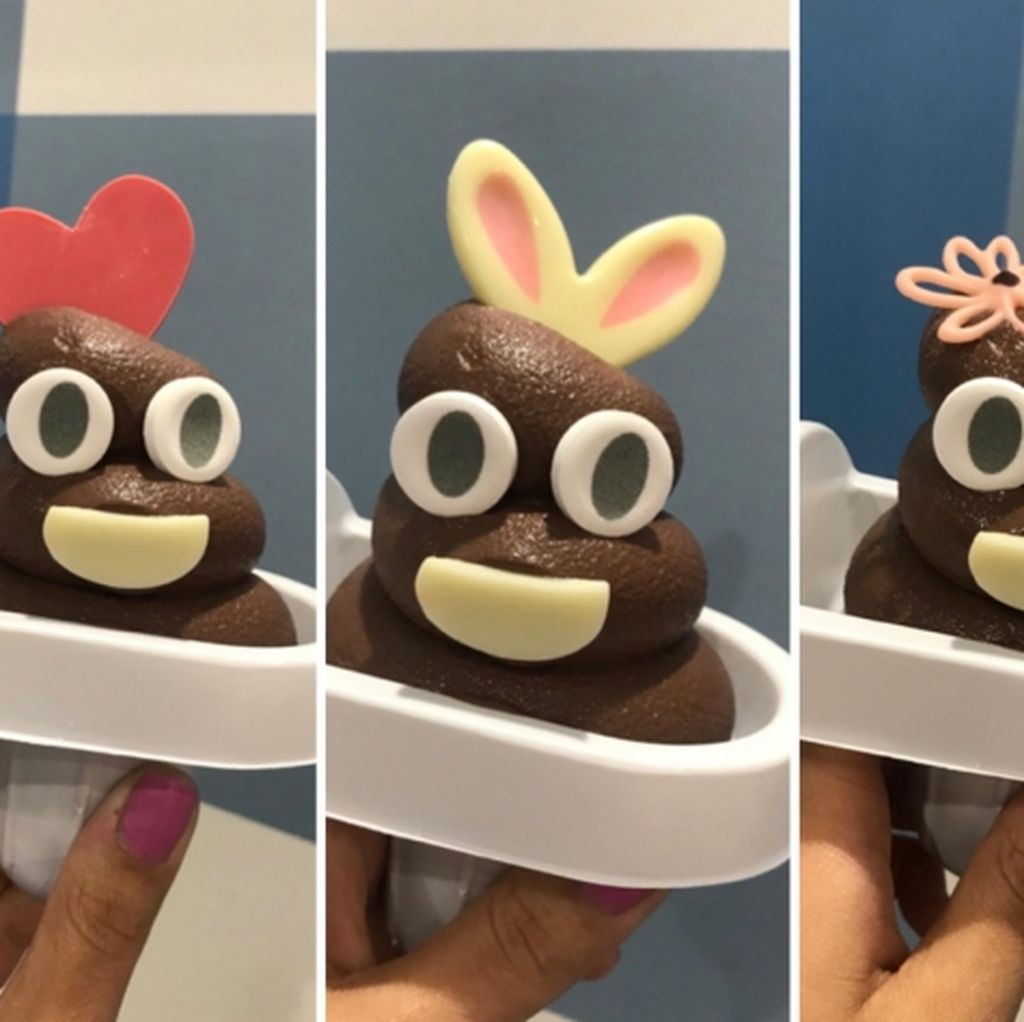 Es Krim Berbentuk Poop Sedang Tren di Tokyo