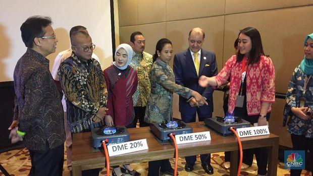 Disinggung Jokowi, Apa Kabar Proyek DME Batu Bara?
