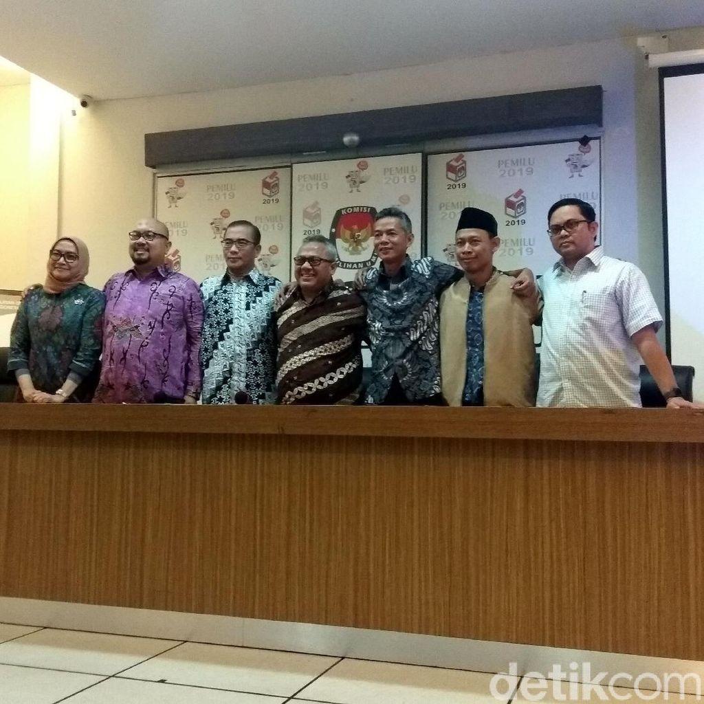 KPU Beri Waktu OSO Mundur dari Pengurus Parpol hingga 22 Januari