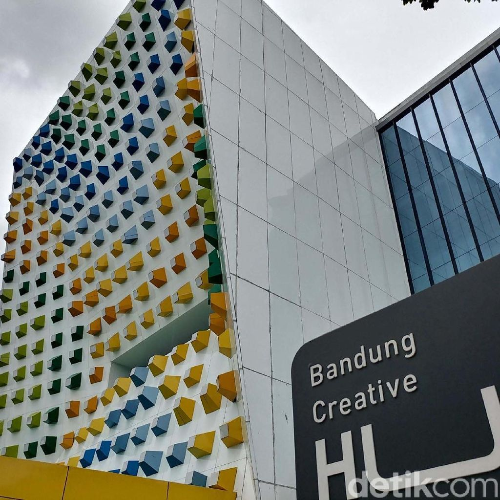 Ragam Harapan Kreator di Tengah Isu Pungli Gedung Kreatif Bandung