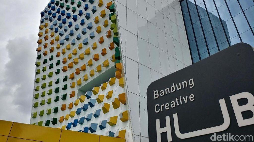 BCH, Ruang Kreatif Bandung Bak Gedung Hantu di Pusat Kota