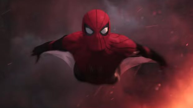 Bedah Trailer 'Spider-Man: Far from Home'