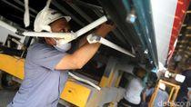Anies Ingin Pastikan Keamanan dan Keselamatan LRT