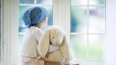 Bisa Menyerang Anak, Kenali Kanker Hati yang Dialami Gebi Ramadhan