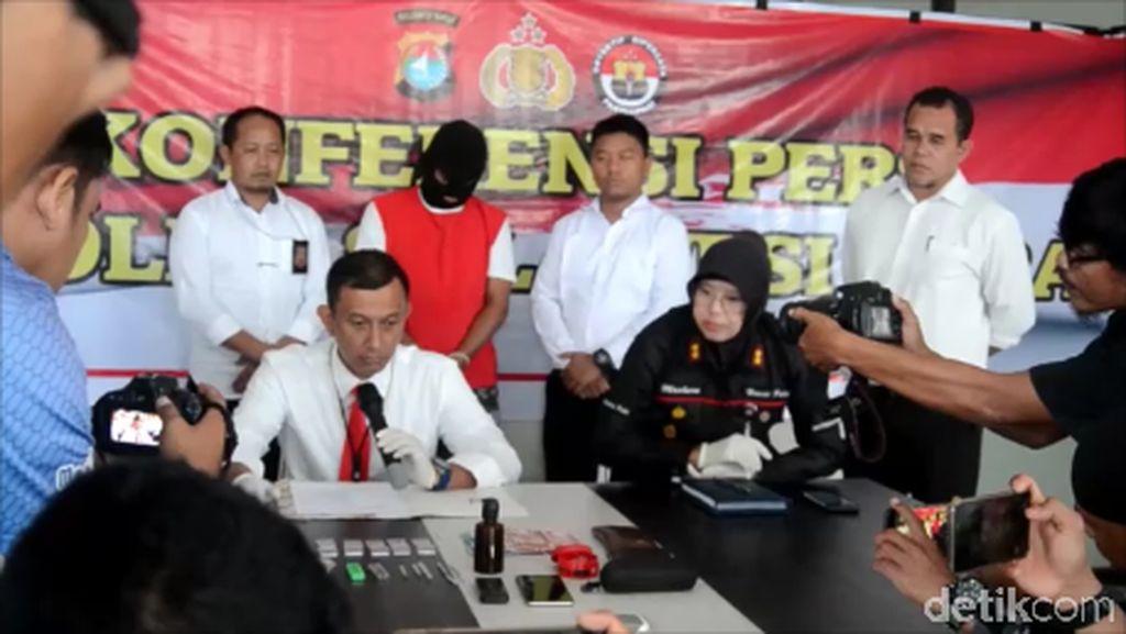Polisi di Sulbar Ditangkap Nyabu, Diduga Terlibat Jaringan Pengedar