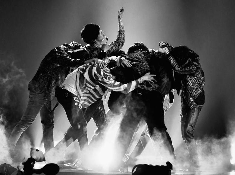 Film Konser BTS Love Yourself in Seoul Jadi Box Office di Korea