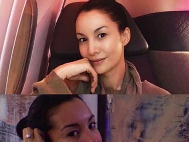 Sedikit throwback, model dan ibu tiga anak Nadya Hutagalung saat 2007 dan 2018. Rasanya tak ada yang berubah ya, Bun? (Foto: Instagram/nadyahutagalung)