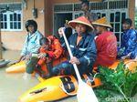 Puluhan Desa di Kebumen Dikepung Banjir dan Tanah Longsor