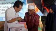 Jamkrindo Bantu Sekolah dan Pemulihan Pascabencana Palu
