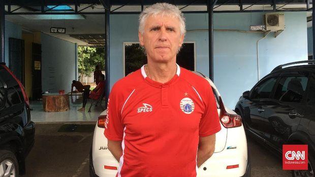 Riko Simanjuntak optimistis terhadap peluang Persija Jakarta di Liga 1 2019.