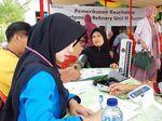 Pertamina Gelar Pengobatan Gratis untuk Warga Tanjung Palas Dumai