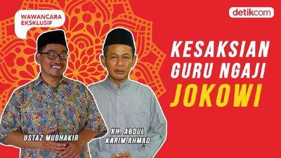 Kesaksian Guru Ngaji Jokowi