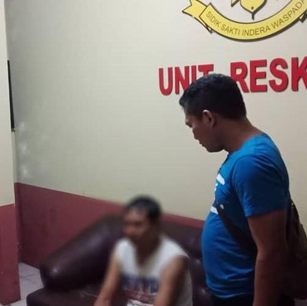 Suami di Tangerang Tega Bacok Istri Gegara Motor Digadai