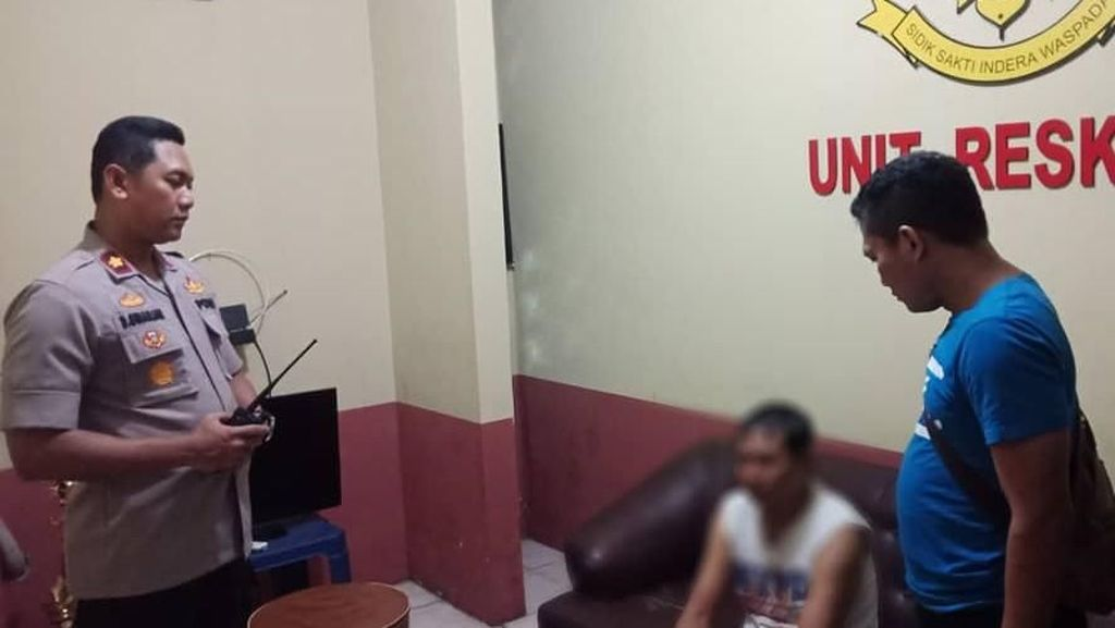 Suami di Tangerang Tega Bacok Istri Gegara Motor Digadaikan