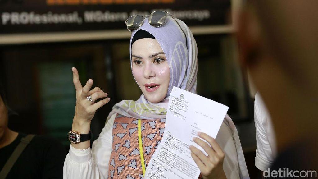 Bawa-bawa Pengacara, Vicky Prasetyo Disebut Angel Lelga Ingin Damai