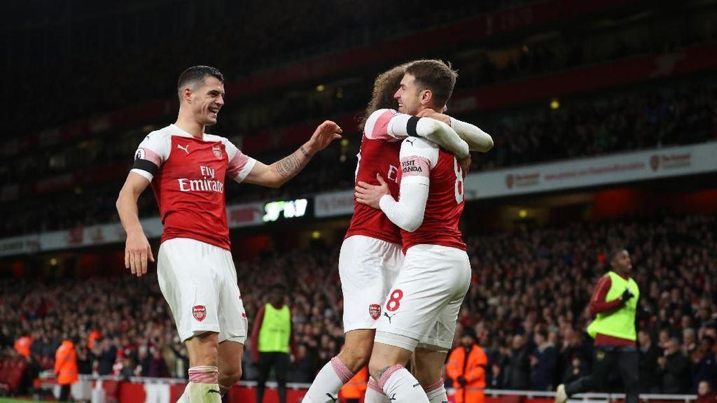 Revolusi Arsenal butuh Waktu, Emery Minta Fans Bersabar