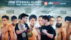 ONE Championship: Sebelum Tarung Akhir Pekan, Joshua-Yosuke Latihan Dulu