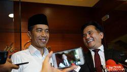 Jelang Debat Perdana, Jokowi-Maruf Mantapkan Persiapan
