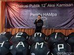 Amnesty: 12 Tahun Negara Tak Serius Selesaikan Pelanggaran HAM