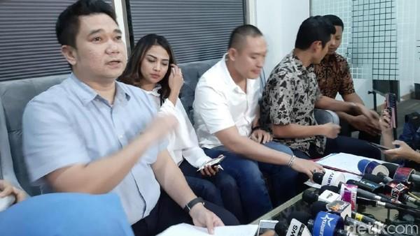 Vanessa Angel Jujur-jujuran saat Diinterogasi Polisi di BAP Pertamanya
