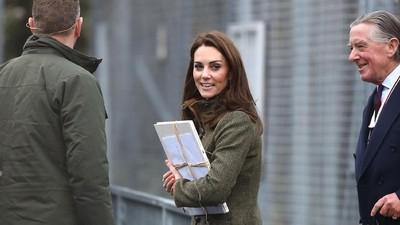 Cerita Kate Middleton Soal Kegiatan Anak-anaknya di Sekolah