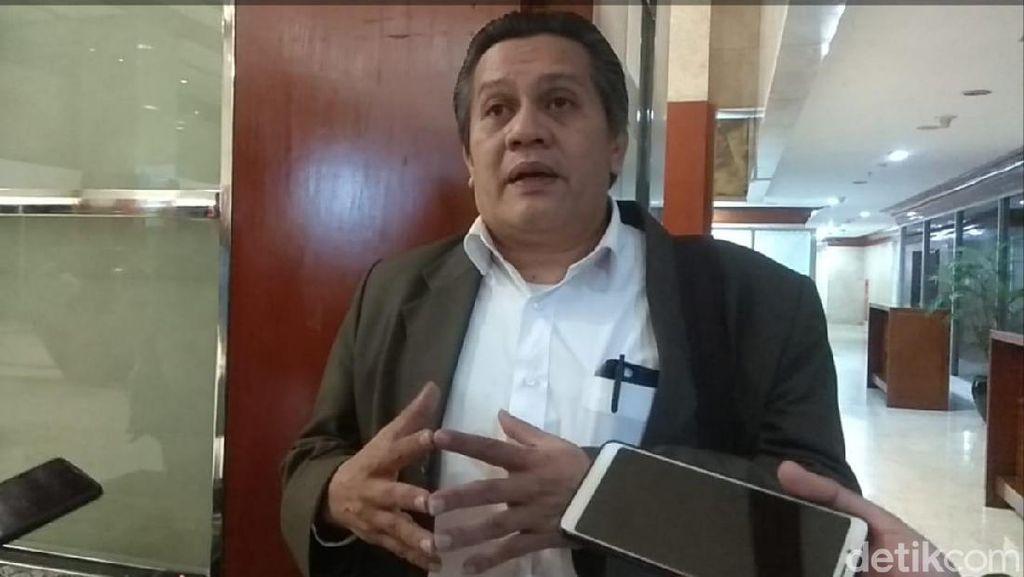 Ralat Ucapan, Gusti Randa: Jangan Sebut Saya Plt Ketum PSSI