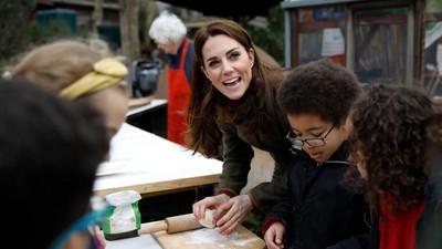Kata Kate Middleton Tentang Perjuangan Menjadi Seorang Ibu