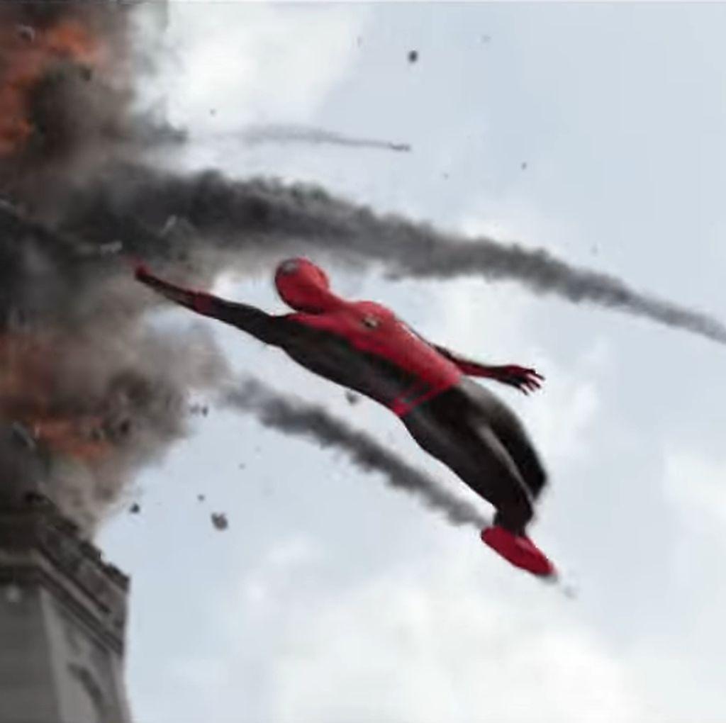 Teaser Trailer Perdana Spider-Man 2, Ungkap Pertemuan Peter dan Mysterio