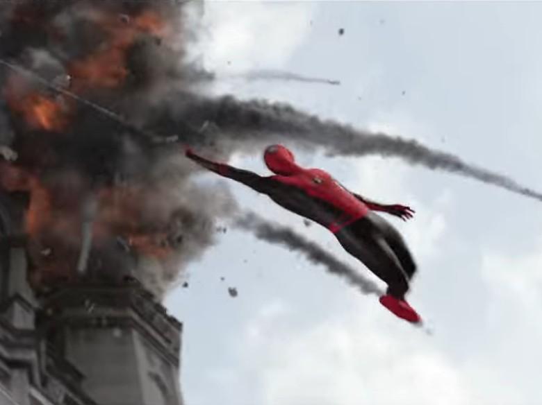 Tunggu Tayang Spider-Man: Far From Home, Baca Dulu Komiknya