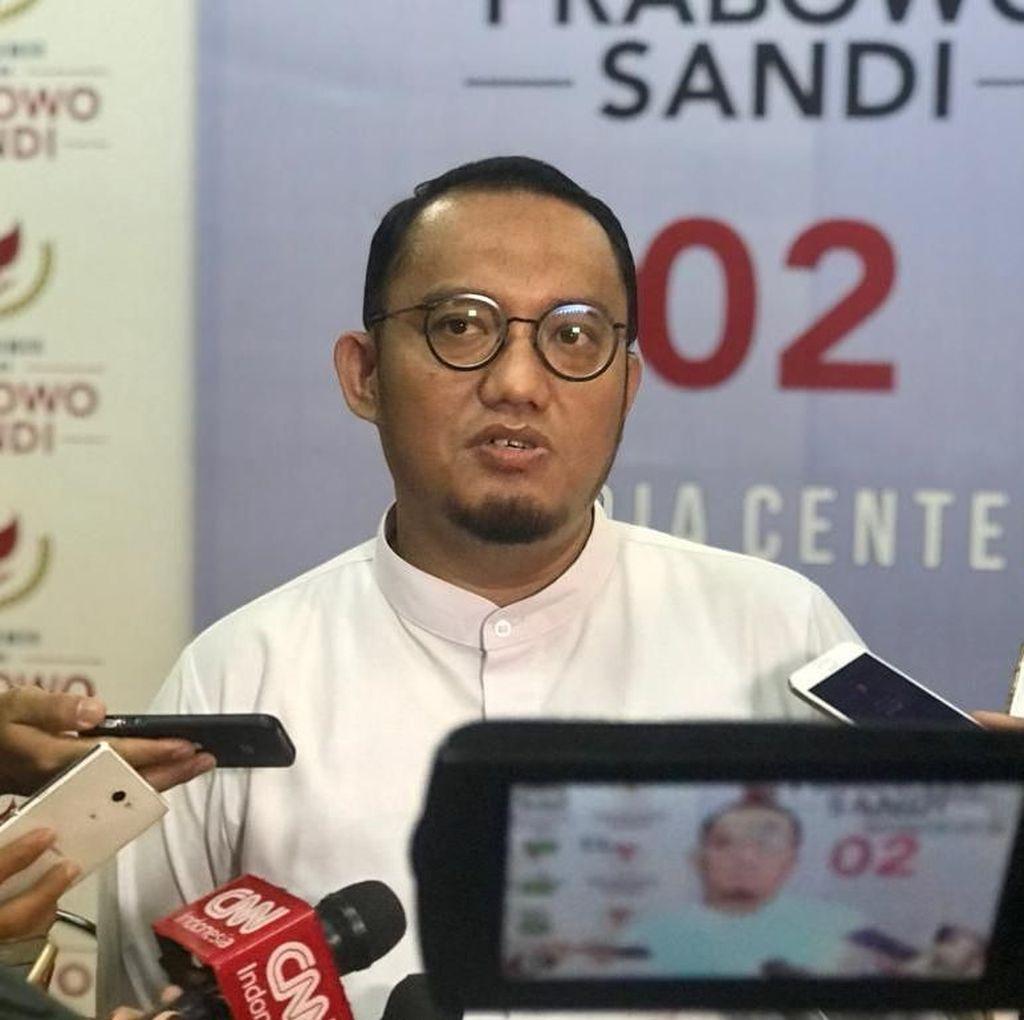 Dua Eks Pimpinan KPK Ikut Simulasi Debat Prabowo-Sandi